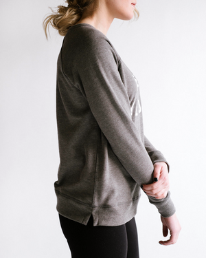 Après All Day Pullover | Coal