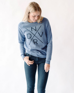 DNVR Sweatshirt | Blue