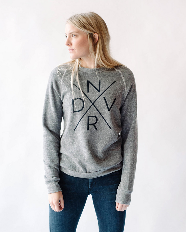 DNVR Sweatshirt | Grey