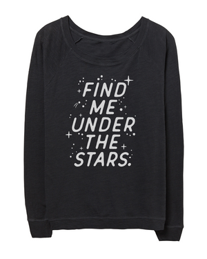 Under The Stars Pullover