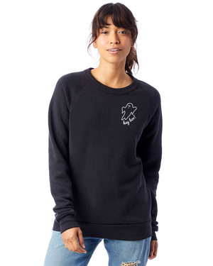 Hey Boo! Fleece Sweatshirt