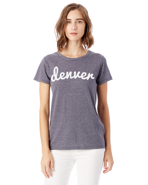 Denver Striped Tee