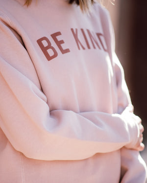 Preorder Be Kind Heavyweight Crew