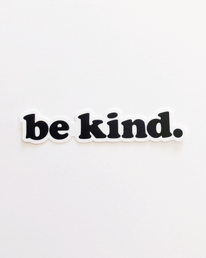Be Kind Sticker | small