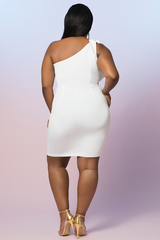 Z WHITE LABEL All Tied Up Dress (SOLD OUT)