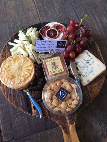 Coastal Pride Cheese Platter
