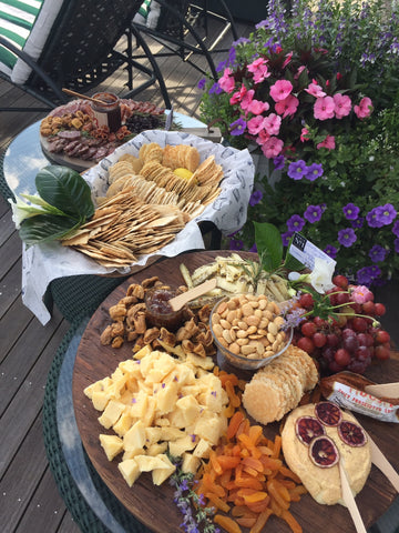 It's a Bash Cheese Platter