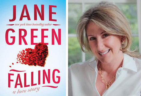 Jane Green Book & Bottle Club - Thursday July 28th, 5-6:30pm