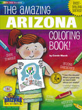 Celebrate Arizona Learning Set with Book, Desert Animals Toob, and Amazing Arizona Coloring