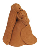 Holy Family Terra Cotta Southwest Nativity Christmas Figurine