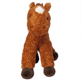 Texas Lonestar Plush Horse with Embroidered Map Logo 12""