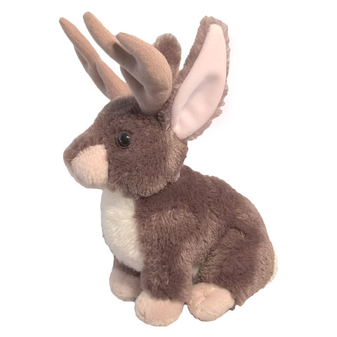 Aurora World Texas Southwest Jackalope Plush Stuffed Animal 11""