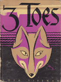 3 Toes by Loyd Tireman Mesaland Series 1st Edition [VINTAGE BOOK]
