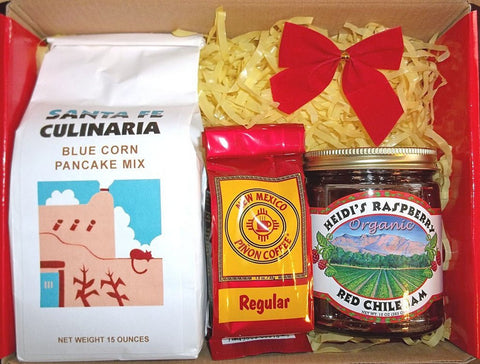 Breakfast in New Mexico Gourmet Foods Gift Box