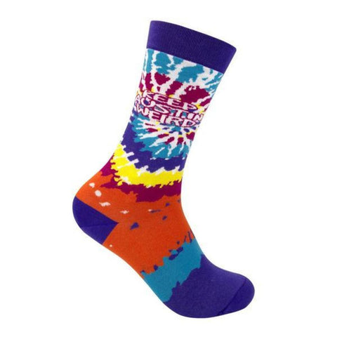 Keep Austin Weird Texas Socks One Size Fits Most