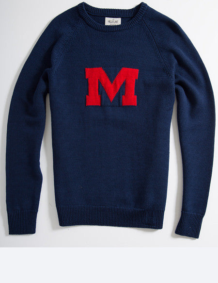 Ole Miss Heritage Sweater