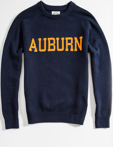 Auburn School Sweater