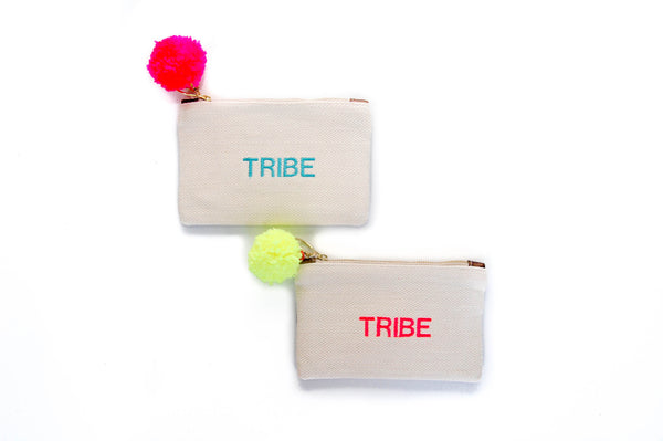Tribe Text Pouch