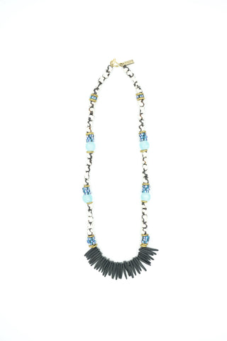Eleanor necklace by Empire State Finery