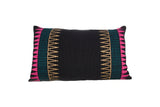 Anika Black Pillow