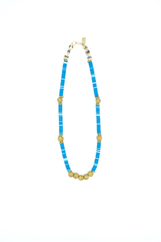Laura necklace by Empire State Finery