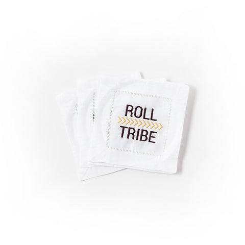 Roll Tribe - JaneHudson Cocktail Napkins