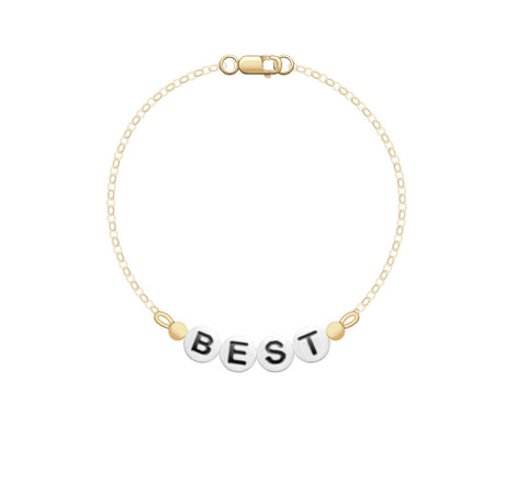 Best/Friend bracelets