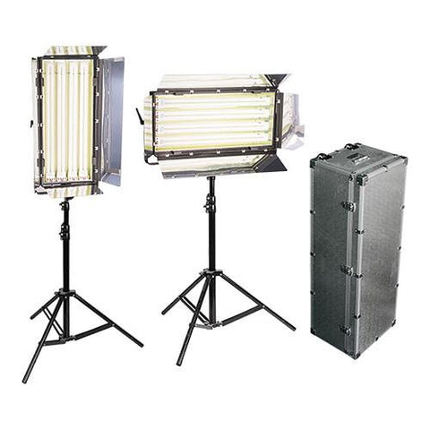 8 Cool Studio Fluorescent Video Lighting Continuous Daylight