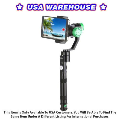 CAME-ACTION 2 3-Axis Gimbal iPhone 32 Bit Boards with Encoders - USA Warehouse