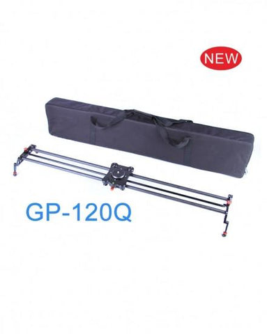CAME-TV Camera Slider Carbon Fiber 120cm Lightweight GP-120Q