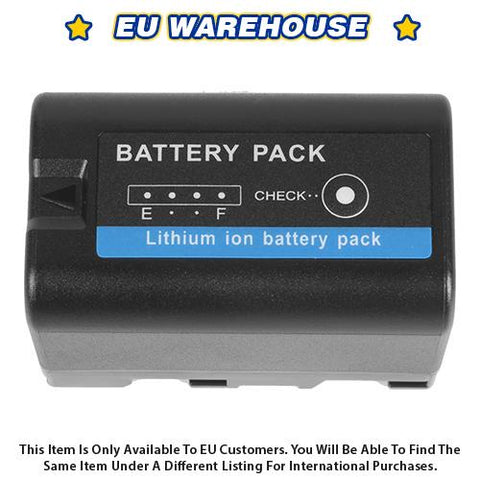 CAME-TV BP-U30 Lithium-Ion Battery Pack - European Warehouse