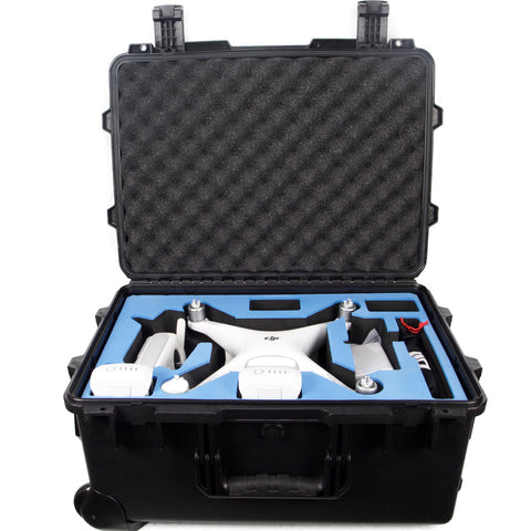 Phantom 4 Wheeled Travel Case