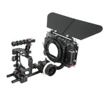 A7S2-PACK CAME-TV Protective Cage Plus For A7S2 & A7R2 Camera With Mattebox Follow Focus