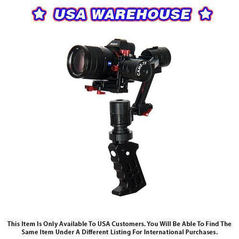 CAME-Single 3 Axis Gimbal Camera 32bit boards with Encoders - USA Warehouse