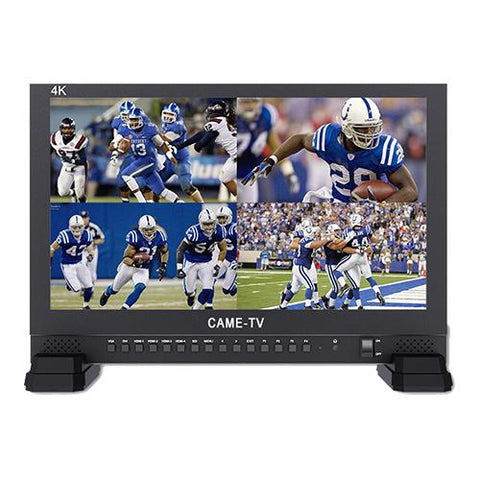 CAME-TV 17.3 4K Broadcast Monitor with IPS UHD 3840x2160 MT17