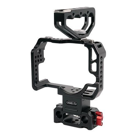 CAME-TV Protective Cage for GH4 Camera Rig with Handle HT-GH4