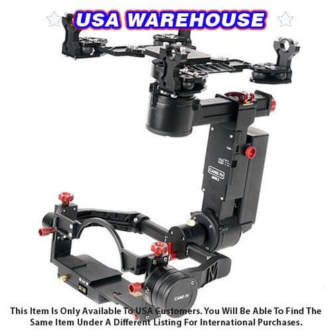 CAME-MINI3-AIR 3 Axis Gimbal Camera 32bit Boards With Encoders - USA Warehouse