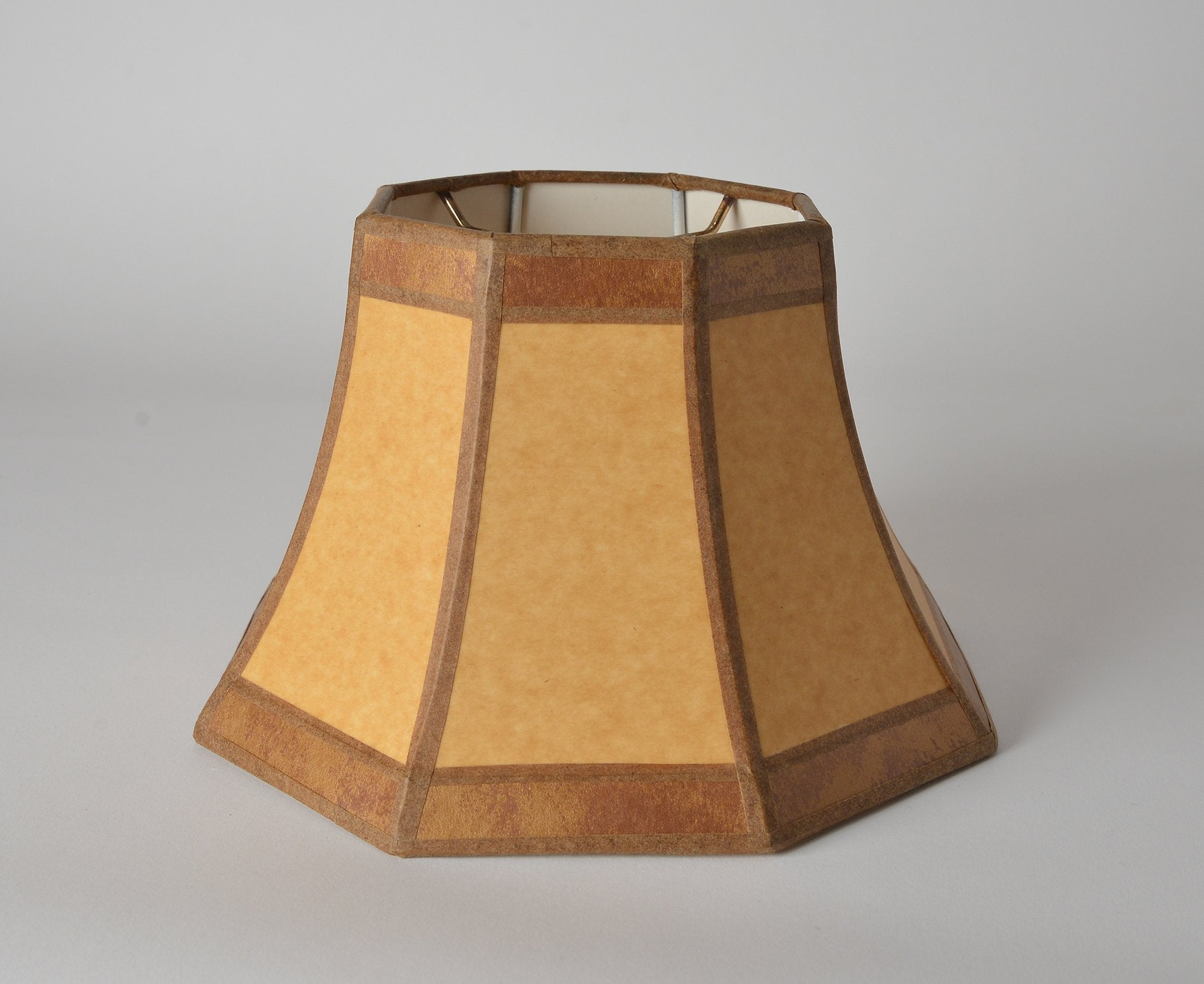 Linen Rounded Square Bell Tan