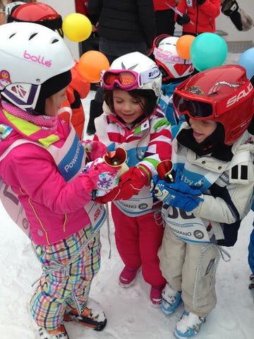San Cassiano Ski School Trophy Ceremony