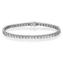 Load image into Gallery viewer, Diamond Bracelets 14K - Diamonds Mine