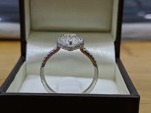Load image into Gallery viewer, 1.4 Carat Platinum GIA Certified Diamond Engagement Ring