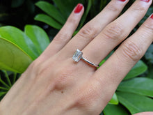 "Load image into Gallery viewer, 2.5 Carat 14K Yellow Gold Moissanite ""Catherine"" Engagement Ring"