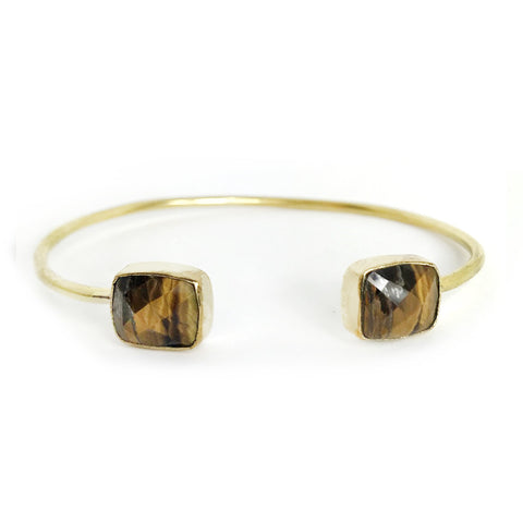 Addison Weeks Whitten Bracelet - Tiger's Eye