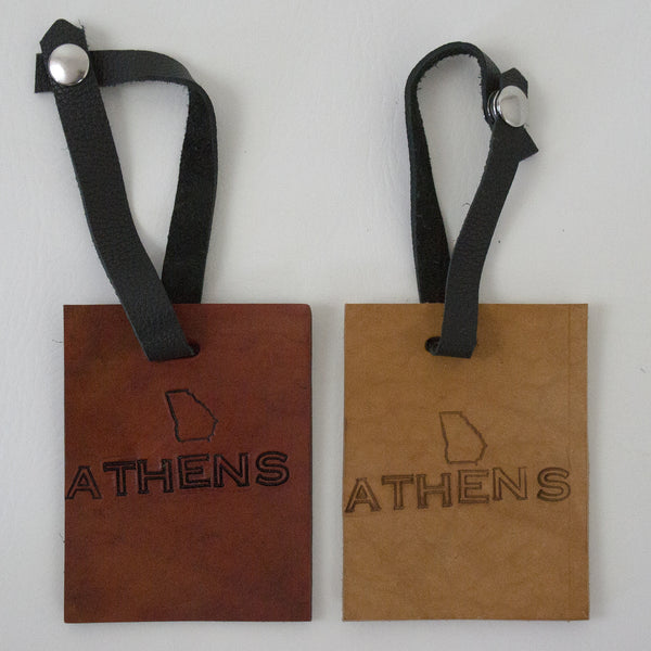 Athens Luggage Tags