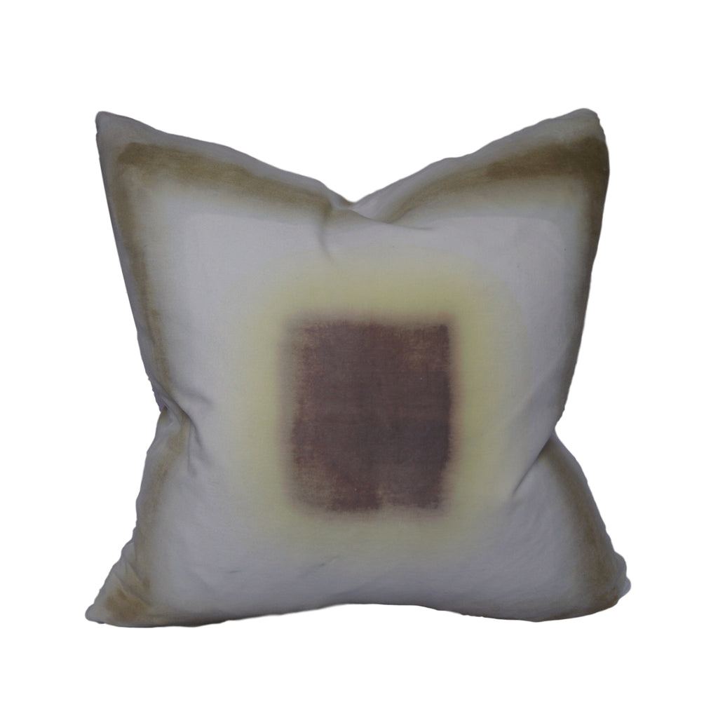 Hand-dyed Velvet Pillow by Daisy Sullivant III
