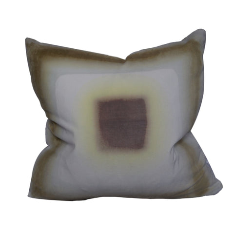 Hand-dyed Velvet Pillow by Daisy Sullivant IV
