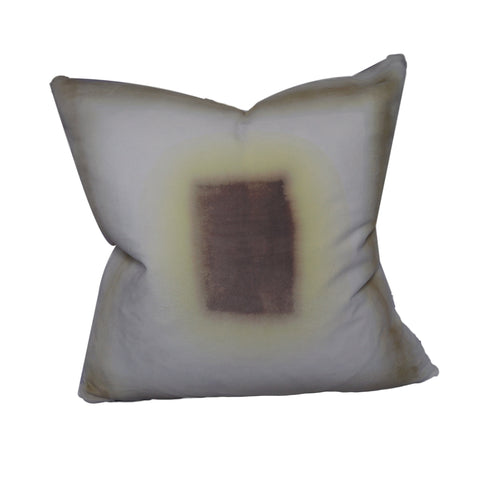 Hand-dyed Velvet Pillow by Daisy Sullivant V