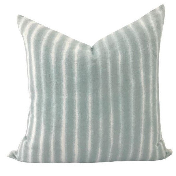 Daisy Sullivant Hand Dyed Pillow 20x20 Stripe