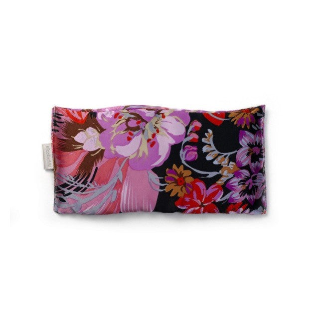 ElizabethW Eye Pillow in Midnight Garden