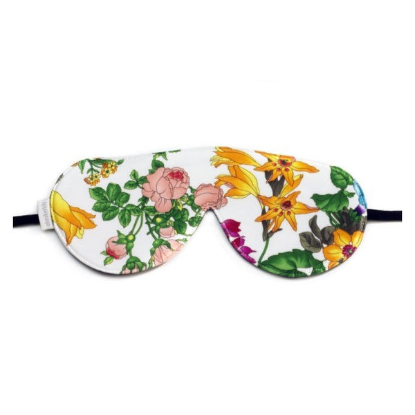 ElizabethW Sleep Mask in Floral Blush